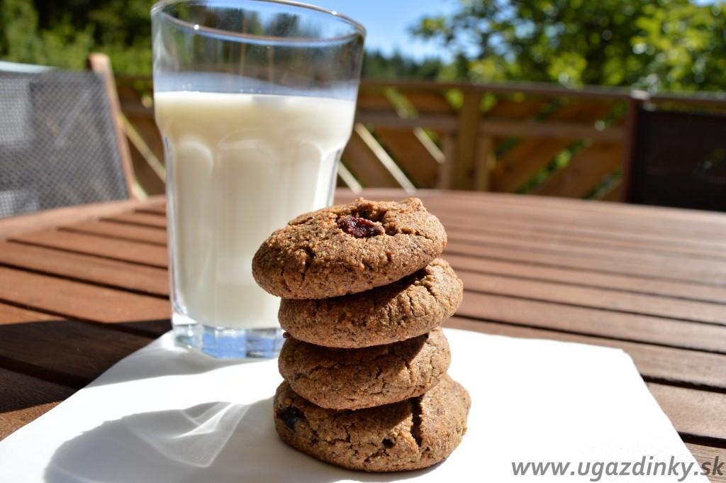 Pohánkové cookies