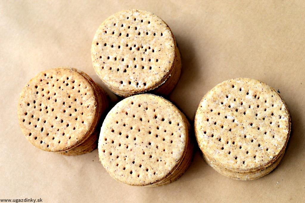 Švédske bezlepkové sušienky